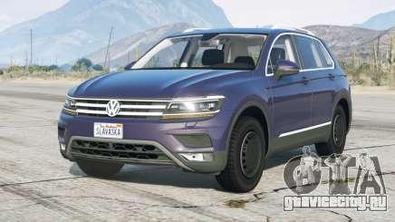Volkswagen Tiguan 2018 для GTA 5