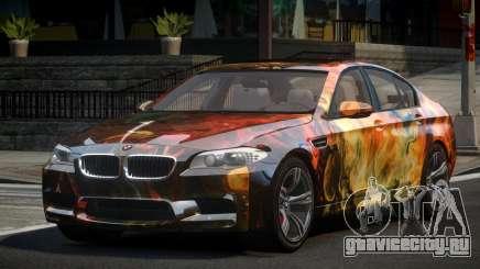 BMW M5 F10 US L10 для GTA 4