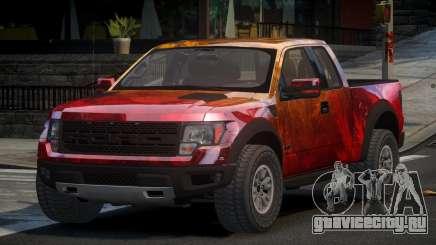 Ford F150 SP-U S10 для GTA 4