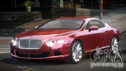 Bentley Continental PSI-R для GTA 4