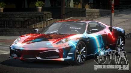 Ferrari F430 US S8 для GTA 4