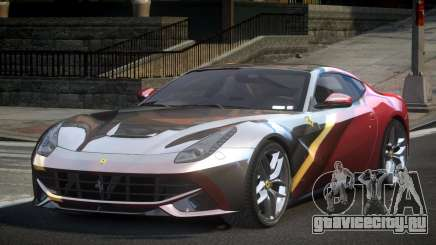 Ferrari F12 BS-R S5 для GTA 4