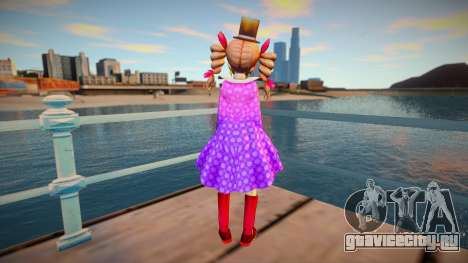 Joon Yorigami для GTA San Andreas