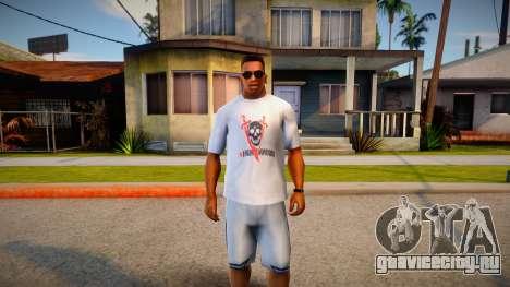 Neighborhood x VLONE T-Shirt для GTA San Andreas
