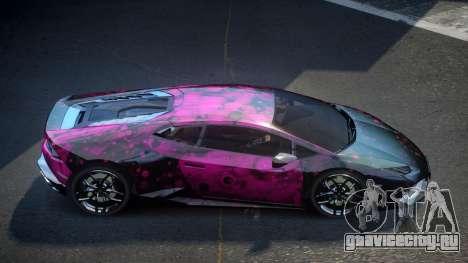 Lamborghini Huracan GST S2 для GTA 4