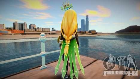 Megadimension Neptunia Colla - Million Arthur v2 для GTA San Andreas