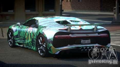 Bugatti Chiron GS Sport S3 для GTA 4