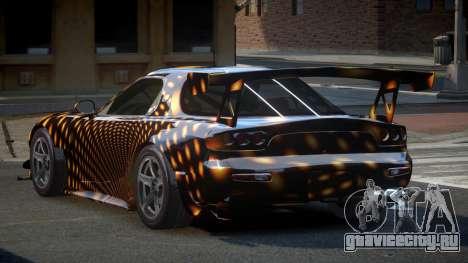 Mazda RX-7 iSI S7 для GTA 4