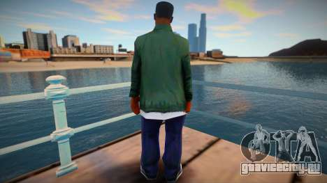Grove Street New Gang v1 для GTA San Andreas
