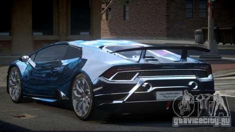 Lamborghini Huracan BS-Z S1 для GTA 4