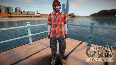 Nigga 1 from GTA Online для GTA San Andreas