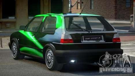 Volkswagen Golf SP-U S8 для GTA 4
