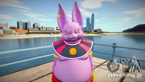 Champa from Dragon Ball Xenoverse 2 для GTA San Andreas