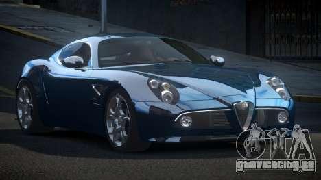 Alfa Romeo 8C US для GTA 4