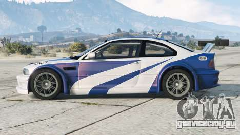 BMW M3 GTR (E46) Most Wanted〡add-on v2.2