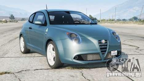 Alfa Romeo MiTo Quadrifoglio Verde〡add-on v2.5