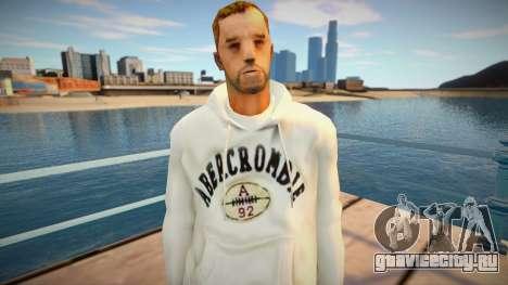 New Wmybu skin для GTA San Andreas