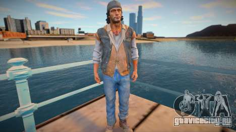 Deacon St. John для GTA San Andreas