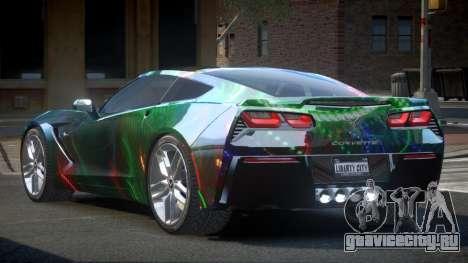 Chevrolet Corvette BS Z51 S5 для GTA 4