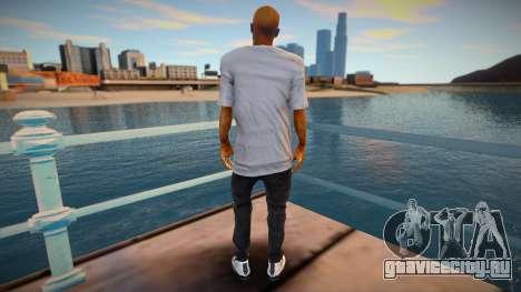 2Pac HD для GTA San Andreas