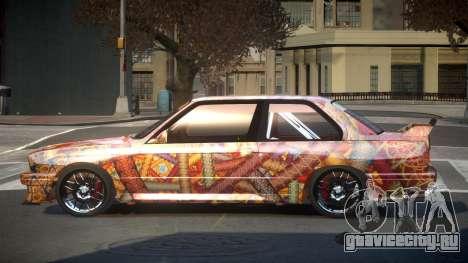 BMW M3 E30 GS-U S1 для GTA 4