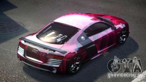Audi R8 ERS S2 для GTA 4
