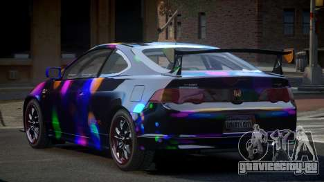 Honda Integra SP S9 для GTA 4