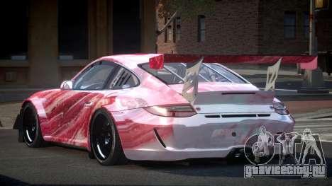 Porsche 911 PSI R-Tuning S10 для GTA 4