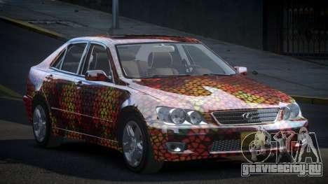 Lexus IS300 U-Style S3 для GTA 4
