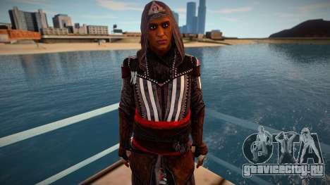 Bayek Aguliar Outfit для GTA San Andreas