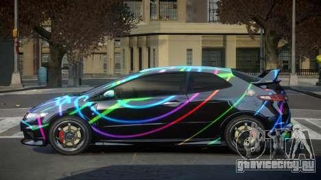 Honda Civic SP Type-R S10 для GTA 4