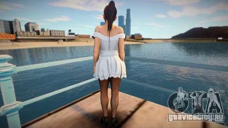 Momiji v6 skin для GTA San Andreas