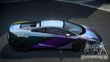 Lamborghini Gallardo IRS S3 для GTA 4