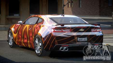 Chevrolet Camaro GS-R S9 для GTA 4