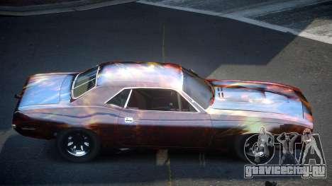 Plymouth Cuda SP Tuning S9 для GTA 4
