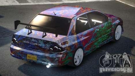 Mitsubishi Lancer VII PSI-U S4 для GTA 4