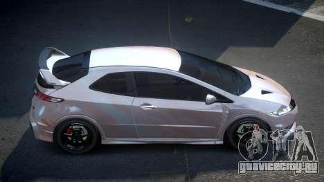 Honda Civic SP Type-R S7 для GTA 4
