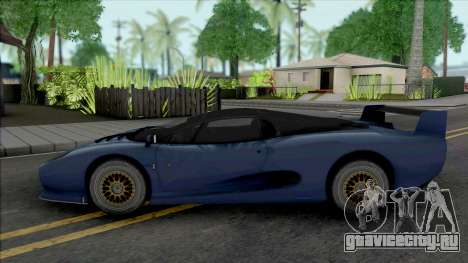 Jaguar XJ220S 1994 для GTA San Andreas