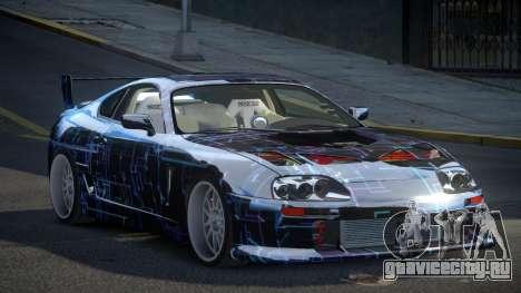 Toyota Supra iSI S6 для GTA 4