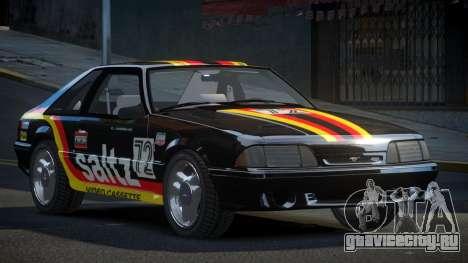 Ford Mustang SVT 90S S5 для GTA 4