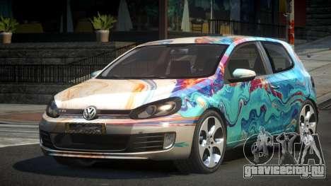 Volkswagen Golf GST S9 для GTA 4