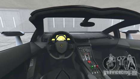 Lamborghini Veneno Roadster 2014〡add-on