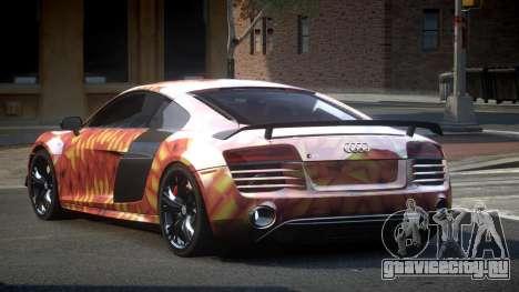 Audi R8 ERS S4 для GTA 4