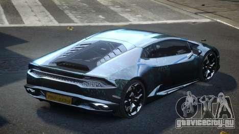 Lamborghini Huracan LP610 S7 для GTA 4