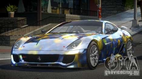 Ferrari 599 BS-U-Style S10 для GTA 4