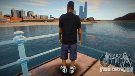 Howard v1 для GTA San Andreas