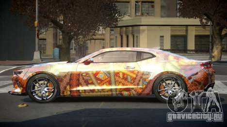 Chevrolet Camaro GS-R S1 для GTA 4