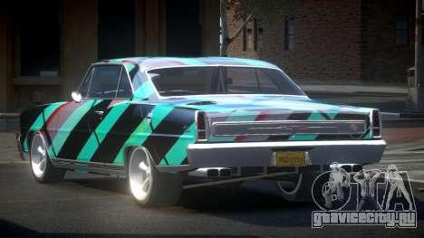 Chevrolet Nova PSI US S2 для GTA 4