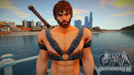 Shaheen skin для GTA San Andreas