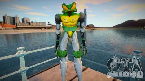Cyberfrog для GTA San Andreas